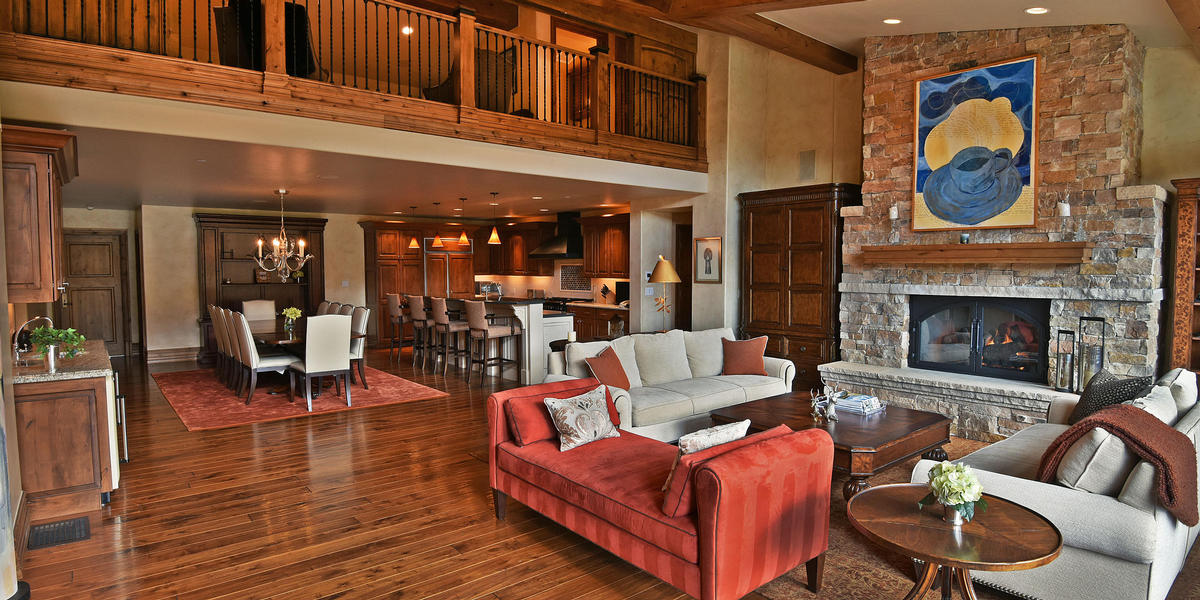 Manor Vail Lodge Penthouse