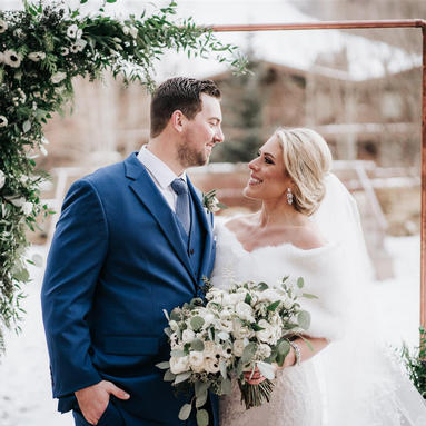 Manor Vail Lodge - Winter Wedding