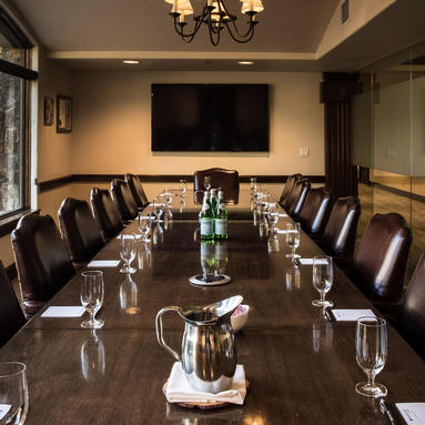 Manor Vail Lodge Board Room